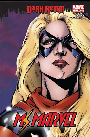 Ms. Marvel (2006) 38-A by Marvel
