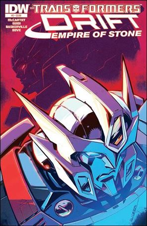 Transformers: Drift - Empire of Stone 2-A