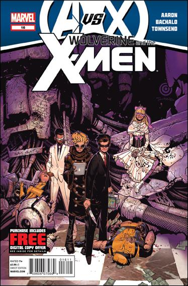Wolverine & the X-Men (2011) 16-A by Marvel
