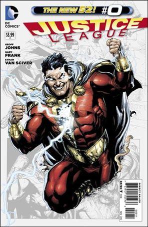 Justice League (2011) 0-A