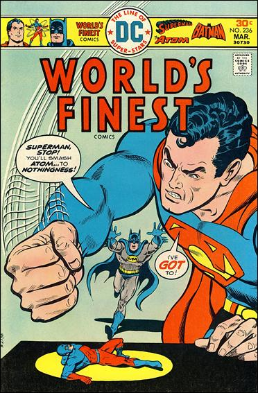 World's Finest Comics 236-A by DC