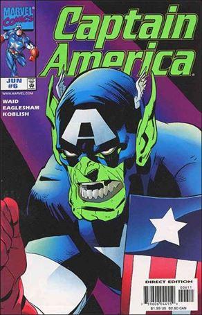 Captain America (1998) 6-A