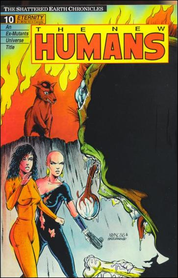 New Humans (1987/12) 10-A by Eternity