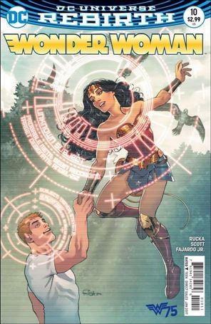 Wonder Woman (2016)  10-A
