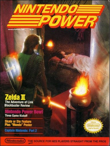 Nintendo Power 4-A by Future Publishing