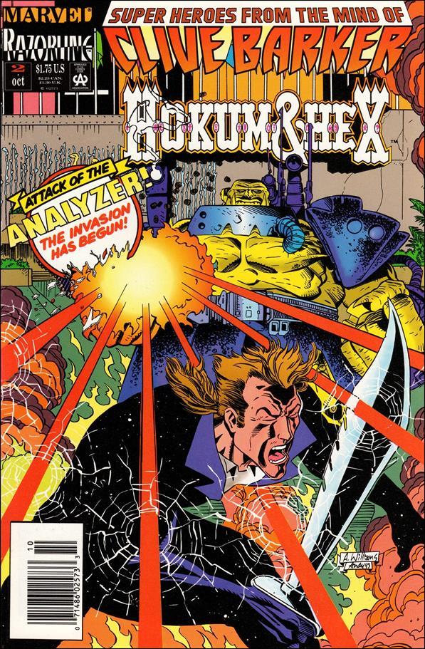 Hokum & Hex 2-A by Marvel