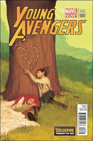 Young Avengers (2013) 6-B