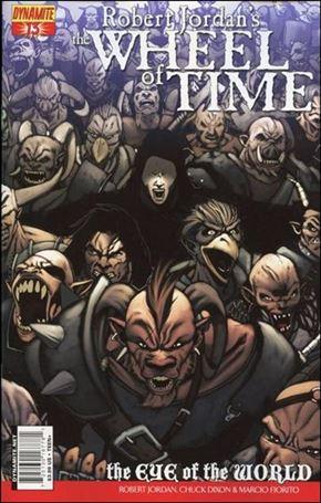Robert Jordan's Wheel of Time: The Eye of the World (2010) 13-A