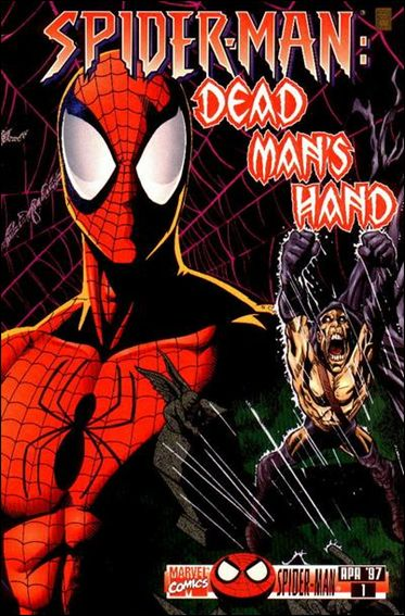Spider-Man: Dead Man's Hand 1-A by Marvel