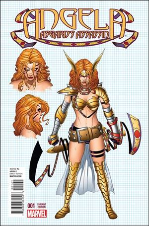 Angela: Asgard's Assassin 1-C
