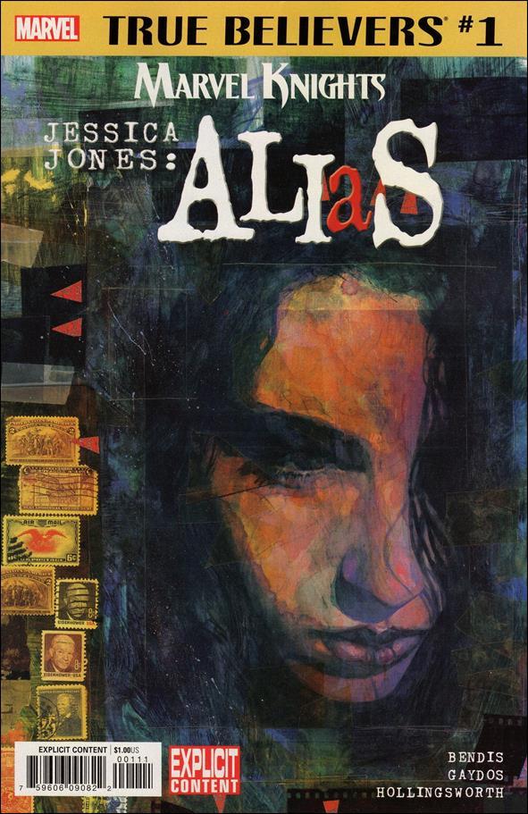Alias (2001) 1-C by Max