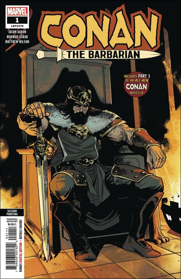 Conan the Barbarian (2019) 1-P by Marvel