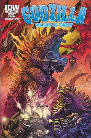 Godzilla: Rulers of the Earth 15-B