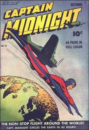 Captain Midnight (1942) 13-A