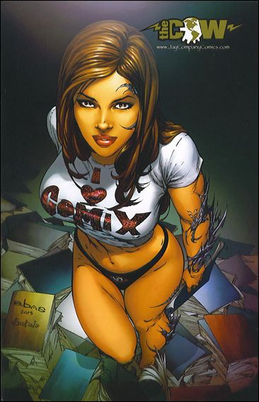 Witchblade 55-C by Top Cow