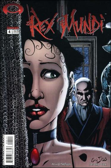 Rex Mundi (2002) 4-A by Image