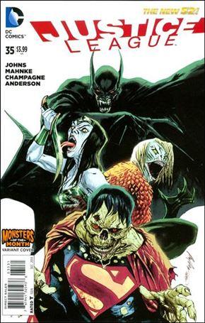 Justice League (2011) 35-D