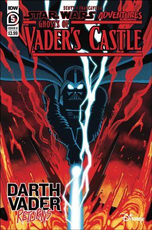 Star Wars Adventures: Ghosts of Vader's Castle 5-B