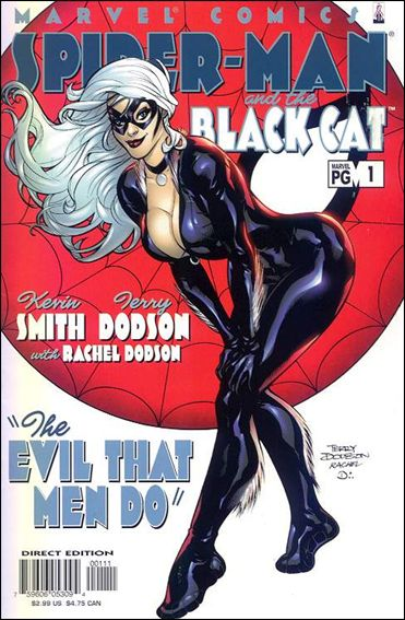Spider-Man/Black Cat: The Evil that Men Do 1-A by Marvel