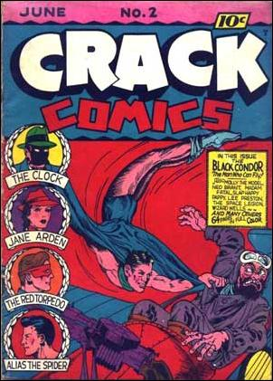 Crack Comics 2-A by Quality