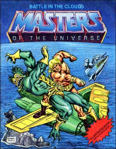 Masters of the Universe (1981) 1.3-B by Mattel