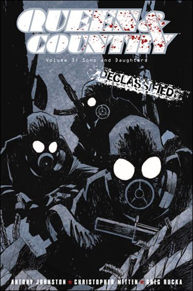 Queen & Country: Declassified 3-A by Oni Press