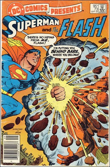 DC Comics Presents (1978) 73-B by DC