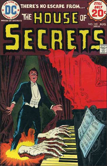 House of Secrets (1956) 122-A by DC