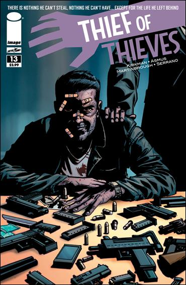 Thief of Thieves 13-A by Skybound Entertainment