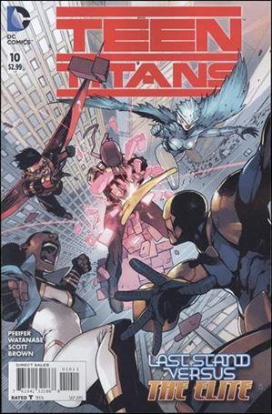 Teen Titans (2014) 10-A
