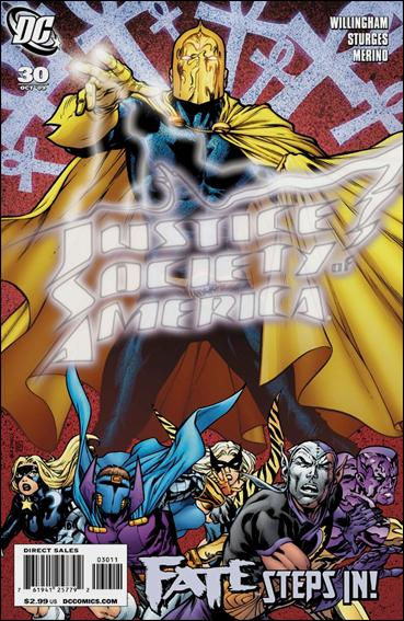 Justice Society of America (2007) 30-A by DC