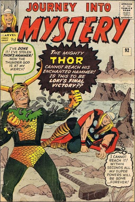Journey into Mystery (1952) 92-B by Marvel