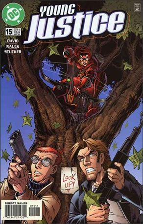 Young Justice (1998) 15-A