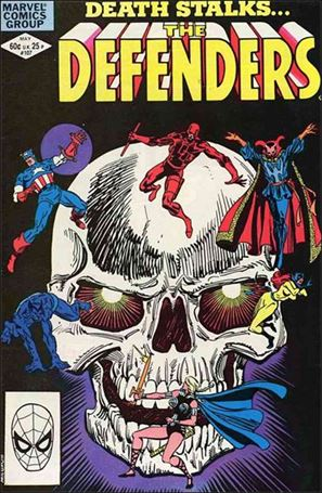 Defenders (1972) 107-A