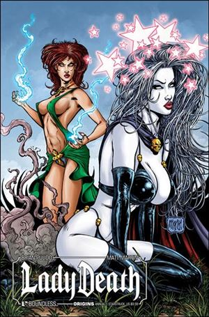 Lady Death Origins Annual 1-I