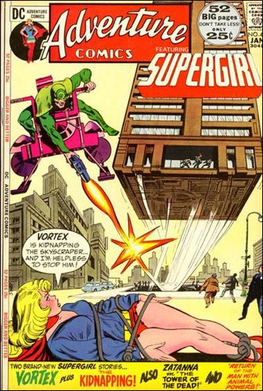 Adventure Comics (1938) 414-A by DC