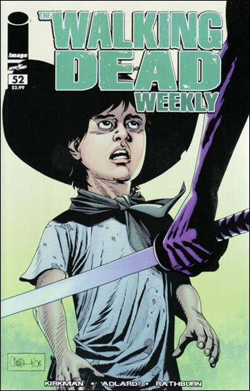 Walking Dead Weekly 52-A by Skybound Entertainment