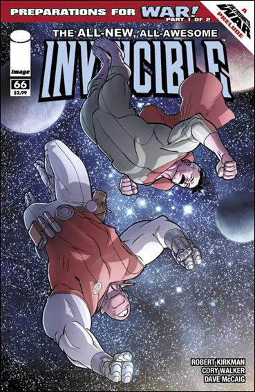 Invincible 66-A by Skybound Entertainment