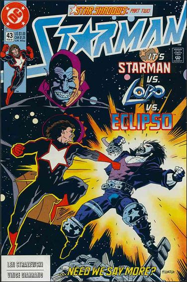 Starman (1988) 43-A by DC