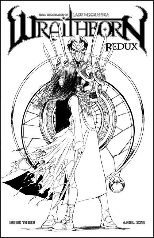 Wraithborn Redux 3-C