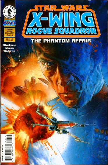 Star Wars: X-Wing Rogue Squadron 6-A by Dark Horse