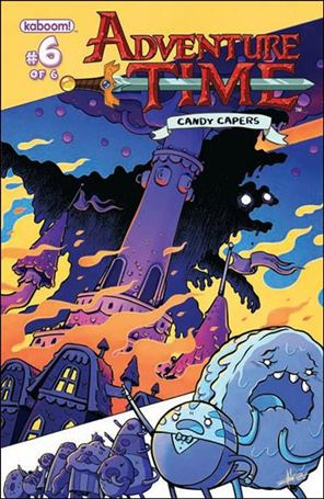 Adventure Time: Candy Capers 6-A