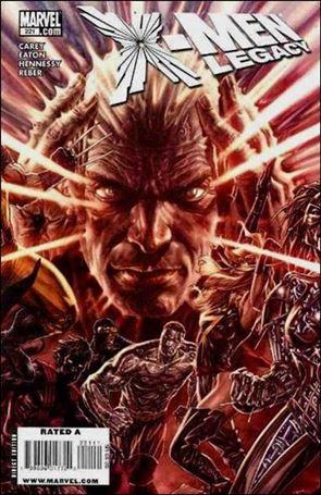 X-Men Legacy (2008) 221-A