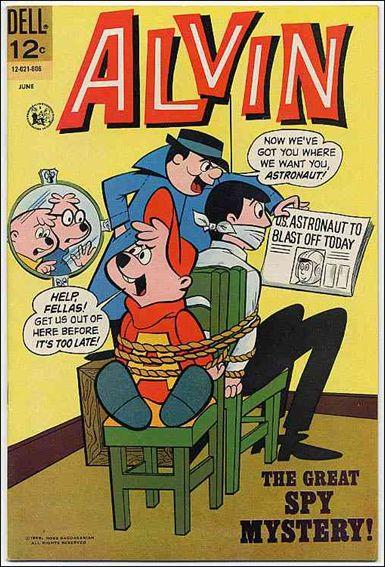 Alvin 15-A by Dell