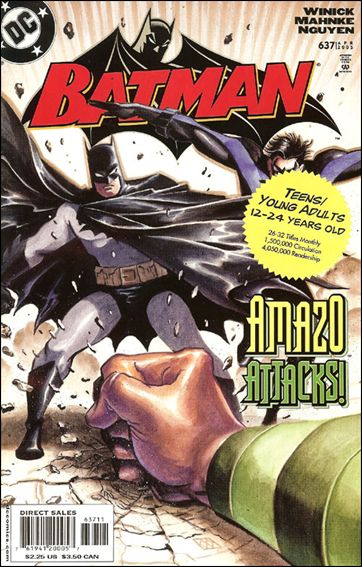 Batman (1940) 637-B by DC