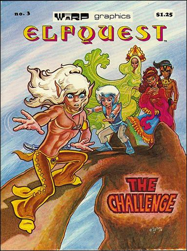 Elfquest (1978) 3-B by Warp Graphics