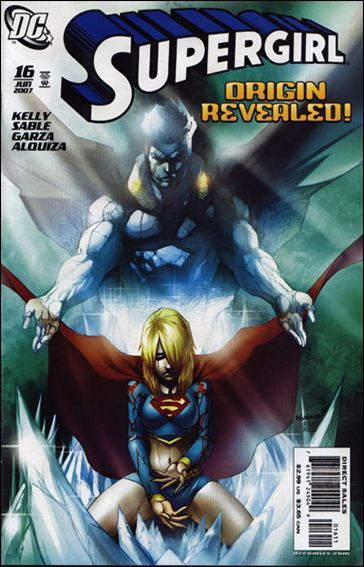 Supergirl (2005) 16-A by DC