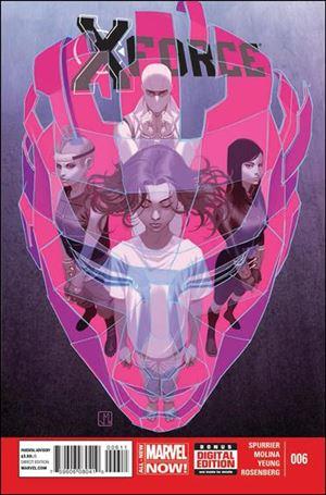 X-Force (2014) 6-A