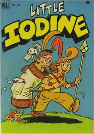 Little Iodine 8-A
