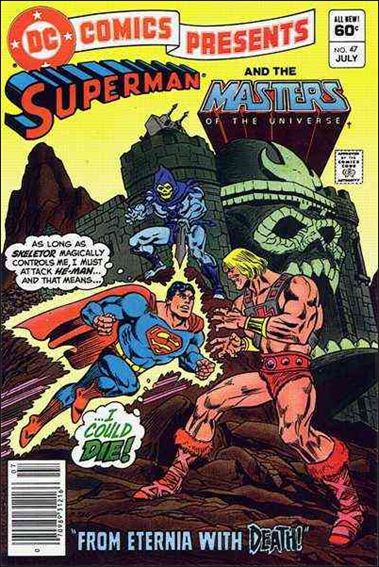 DC Comics Presents (1978) 47-A by DC